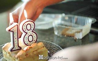 Passion-HD - Cassidy Ryan naughty 18th anniversary gift