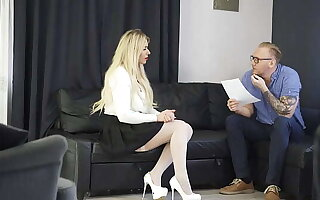 Casting for Secretary turns with respect to Hardcore Have a passion