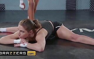 Hot And Mean - (Abella Danger, Jenna Foxx) - Fight Me Virago - Brazzers