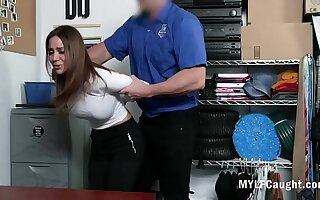 Please Concession for Go Of Me, Officer- MILF Pleads- Havana Bleu