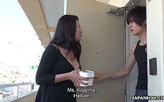 Asian Milf Fuck With Young neighbor - Eng watch b substitute - uncensored